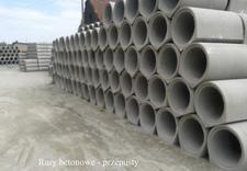 betonu - RUR-BET - rury, kręgi, pr... zdjęcie 3