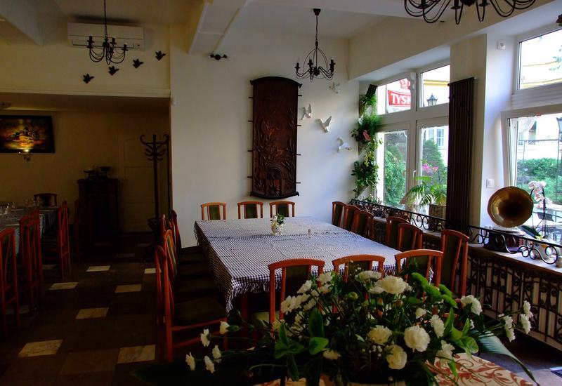 restauracja, lunch,  obiad