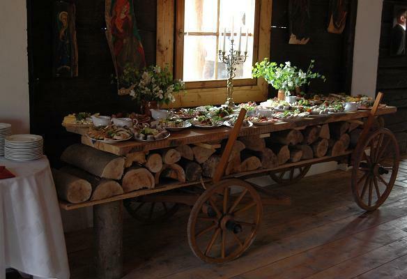 grill - Chata Kryspinów zdjęcie 14