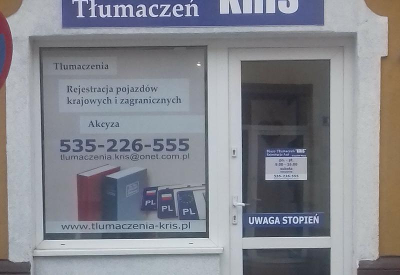 biuro tłumaczeń