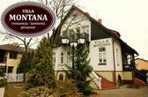 VILLA MONTANA hotel, restauracja, kawiarnia