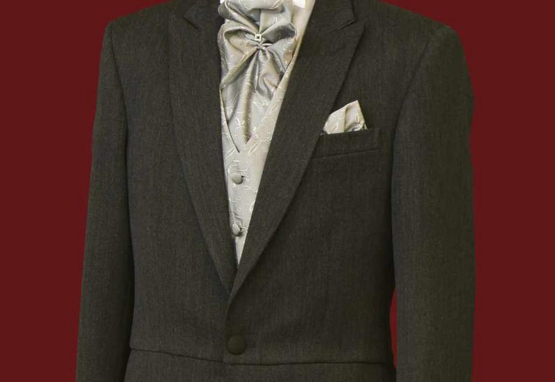 moda męska - Roland Moda Męska. Garnit... zdjęcie 1
