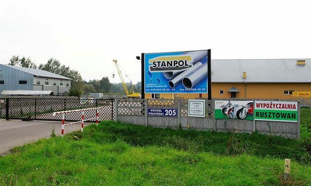siatki zgrzewane - Stanpol. Sp.j. PUH. Wyrob... zdjęcie 5