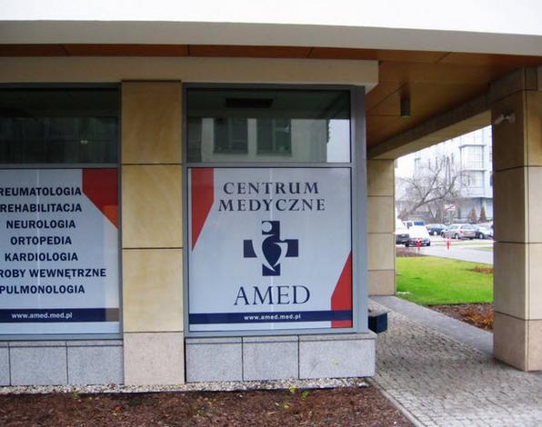 masaż leczniczy - Centrum Medyczne AMED. Re... zdjęcie 2