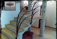 balustrady balkonowe warszawa - IronBlack Ltd zdjęcie 3