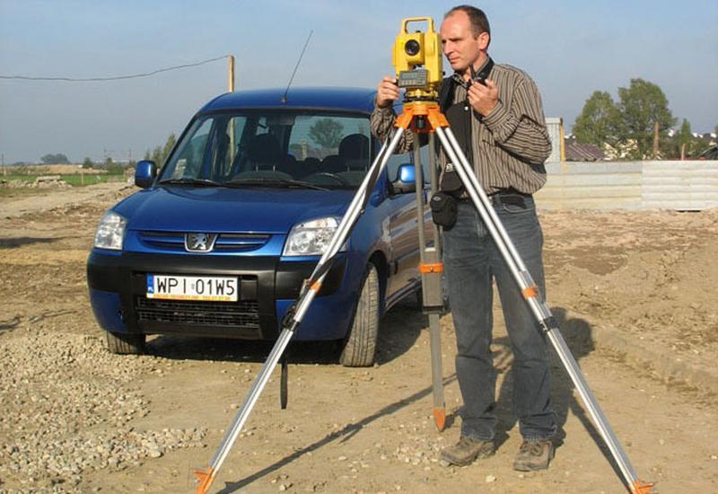 kanalizacji - Geodezja, Geodeta, Usługi... zdjęcie 7