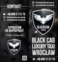 Black Cab Luxury TAXI Wrocław