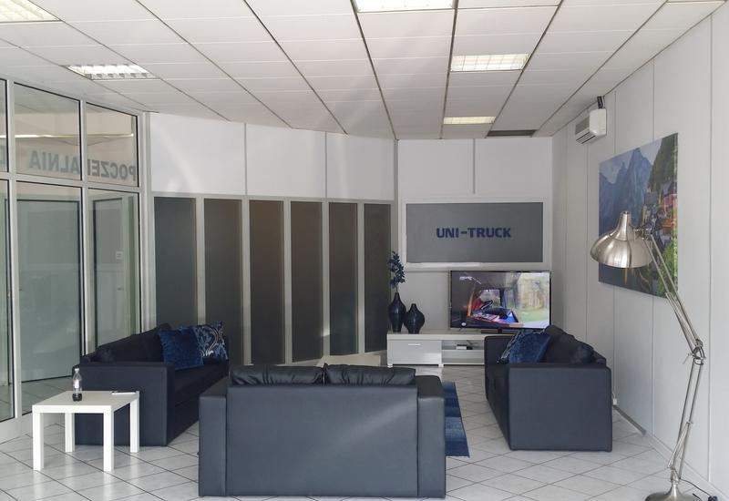 diagnostyka silnika - Uni-Truck Sp. z o.o. Zgie... zdjęcie 7