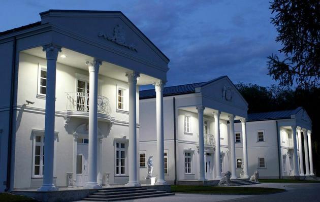 hotel - Biały Pałac. Wesela, bank... zdjęcie 5