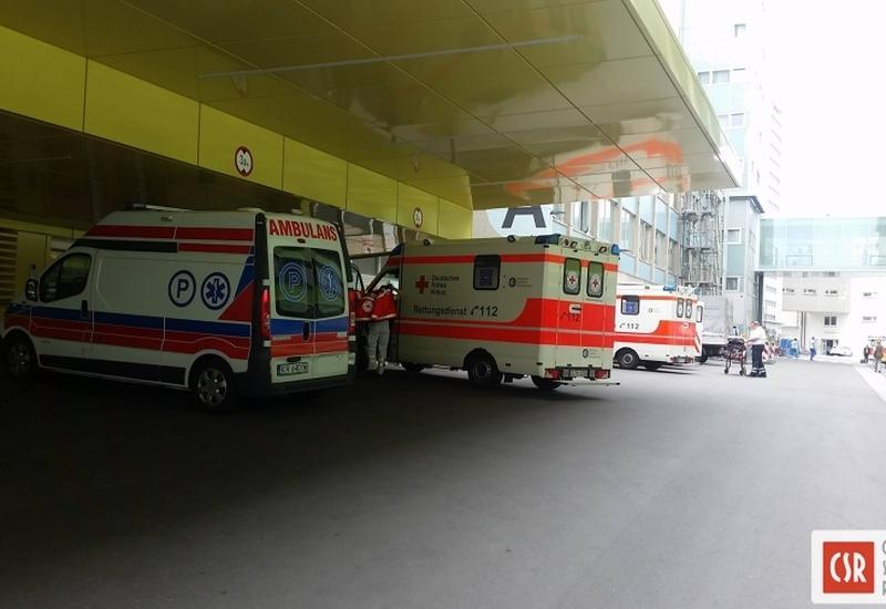 transport medyczny
