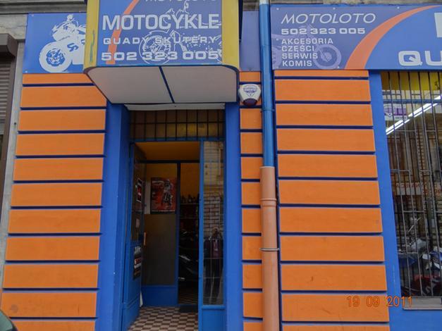serwis motorów - MotoLoto - Serwis Motocyk... zdjęcie 8