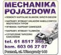 Mechanika pojazdowa Hoppel Piotr