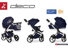 Wózek wielofunkcyjny DECO (Denim)