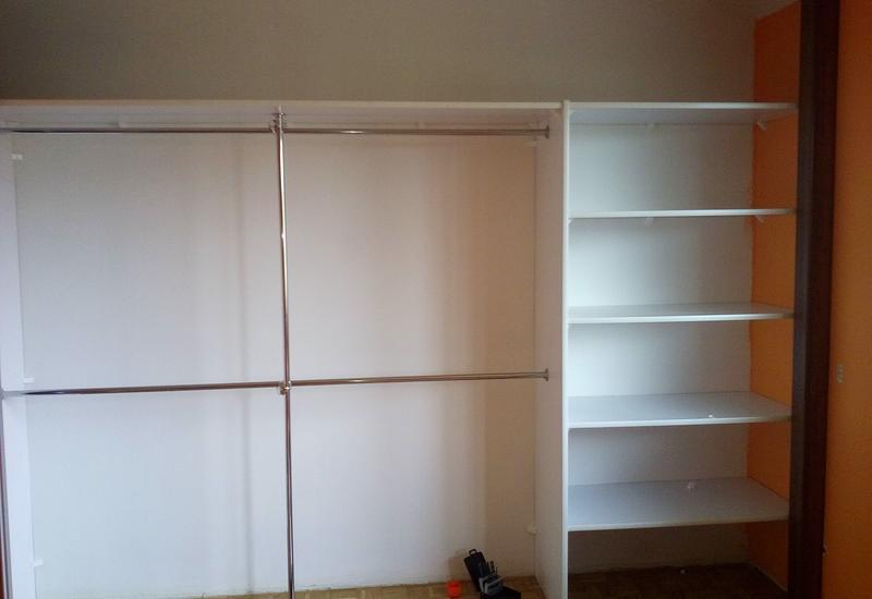 szafy z drzwiami suwanymi - Stol-Dom. Szafy przesuwne... zdjęcie 4