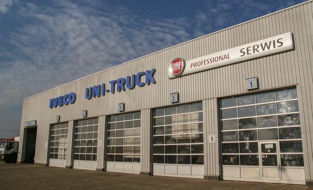 diagnostyka silnika - Uni-Truck Sp. z o.o. Nada... zdjęcie 4