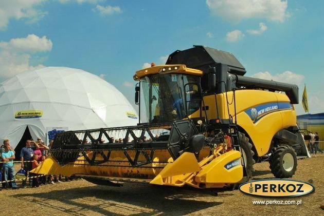Maszyny rolnicze, ciągniki