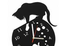 zegary, wieszaki