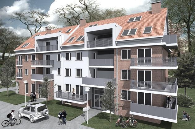 nowe mieszkania wrocław - Spółdzielnia Budowlano-Mi... zdjęcie 6