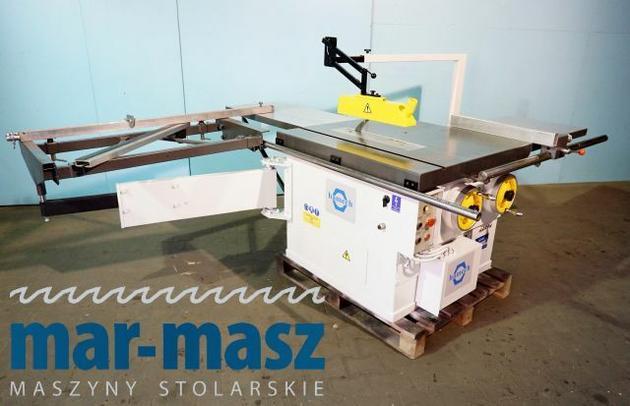 - max średnica tarczy 40cm - tarcza regulowana pod kątem - max wysokość cięcia 12cm