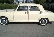 samochód do ślubu, wynajem aut