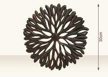 Ozdoba drewniana 30cm