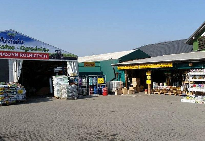 maszyny rolnicze - Centrum Ogrodnicze Aronia zdjęcie 2