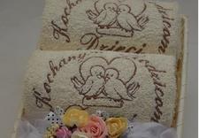 prezent, ręczniki