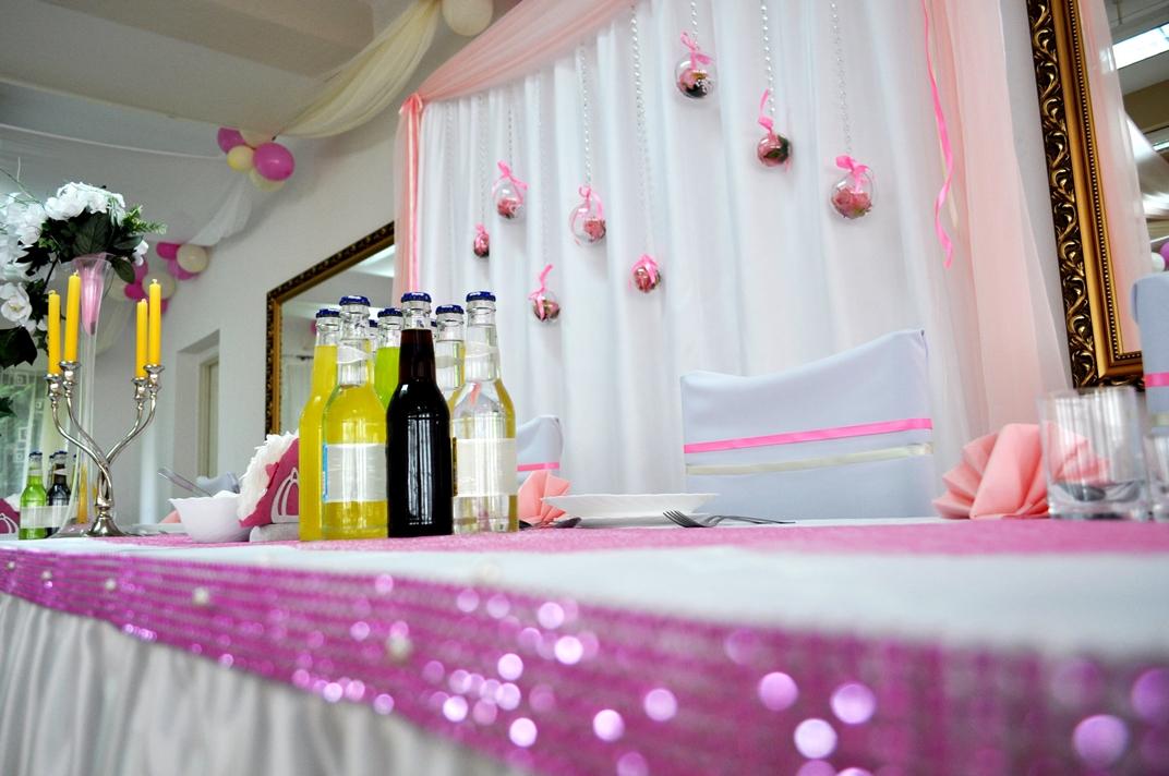 Fabryka ślubu Dekoracje Okolicznościowe Dekoracje ślubne Dekoracja