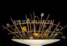 ikebana - Tajemniczy Ogród - kwiaci... zdjęcie 2