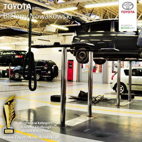 toyota - Toyota Bielany Nowakowski zdjęcie 9