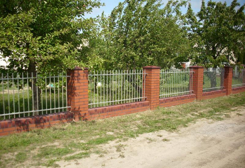 Ogrodzenia, Bramy, Panele ogrodzeniowe
