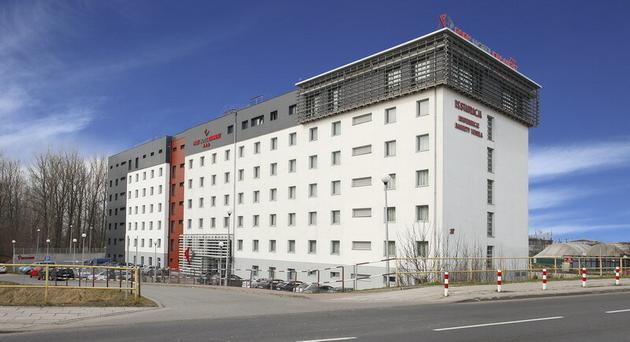 nocleg katowice - Park Hotel Diament Katowi... zdjęcie 1