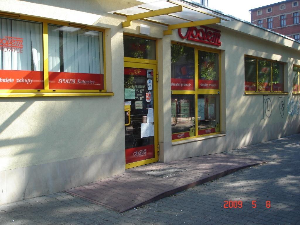 5027f0e83d307 Społem Powszechna Spółdzielnia Spożywców Katowice Sklep 05-01, Katowice -  Mapa Polski w Zumi.pl