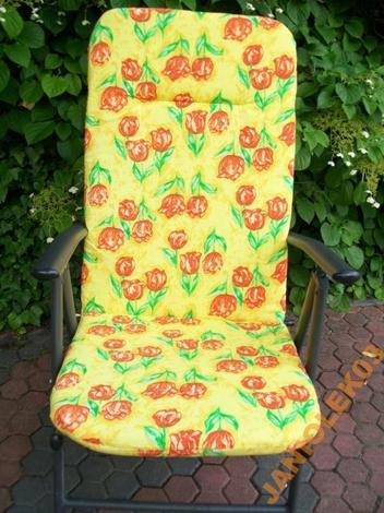 do ogrodu - Zakład produkcji poduszek... zdjęcie 1