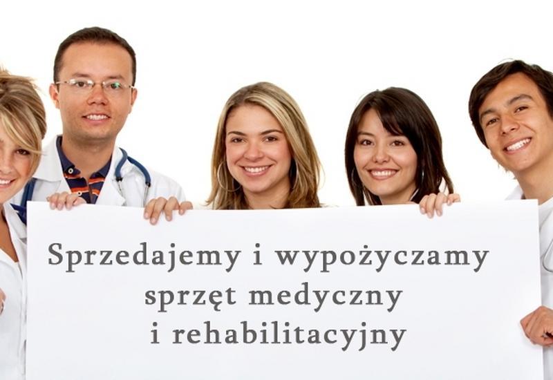 sprzęt medyczny, sprzęt rehabilitacyjny