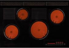 płyty gazowe - Solgaz. Płyty ceramiczne,... zdjęcie 1