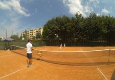 szkoła tenisa - Forehand Krakowska Szkoła... zdjęcie 1
