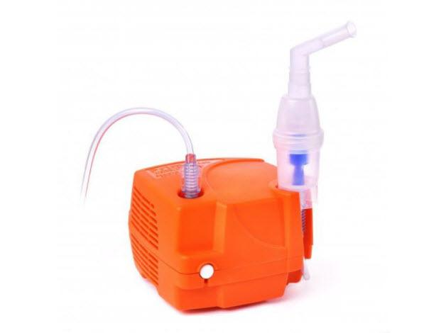 Do stosowania przy wszelkiego rodzaju inhalacjach leków aerozolowych czy soli fizjologicznej