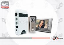 F-S7V11 + bramka IP - Zestaw wideodomofonowy