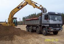kopanie stawów - Euro Trans - transport ma... zdjęcie 5