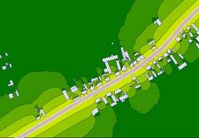plany akustyczne dróg - AQS. Pomiar hałasu, pomia... zdjęcie 2