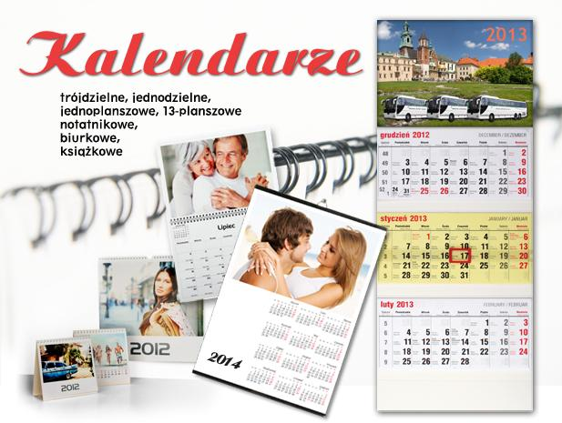 druk offsetowy - Extrema. Kalendarze trójd... zdjęcie 3