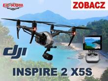 DJI Inspire 2 combo X5S + licencje