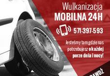 Wulkanizacja mobilna 24h