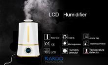 Ultradźwiękowy nawilżacz powietrza Misty