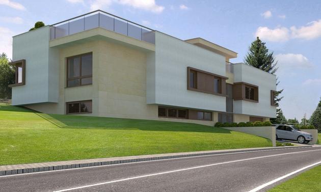 budynki usługowe - Loft Architekci. Biuro ar... zdjęcie 1