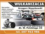 Wulkanizacja i Odśnieżanie F. U. Wypychowski