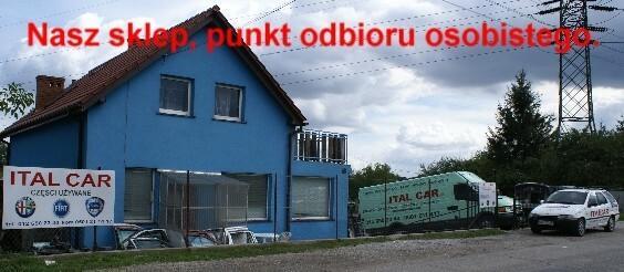 czesci fiata stilo - ItalCar24.pl. Części używ... zdjęcie 1