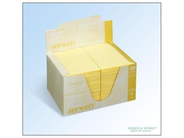Farmedica oferuje zestaw serwet stomatologicznych oraz podkładów na kazetkę