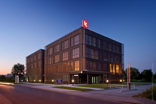 powierzchnie biurowe - Krakowski Park Technologi... zdjęcie 4